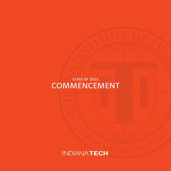 Commencement Program 2021
